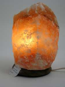Saltstenslampa 2-3kg