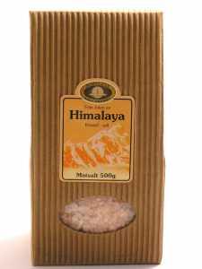 Himalaya matsalt 3-5mm 500gr