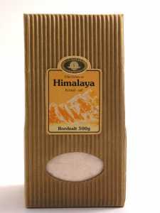 Himalaya bordssalt 0,5-1mm 500gr