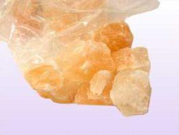 saltsten kristaller